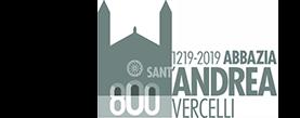 Abbazia di Sant'Andrea – Vercelli Logo